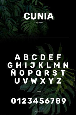 Free Font – Anurati – Free Graphic, Photo, Mockup, UX/UI